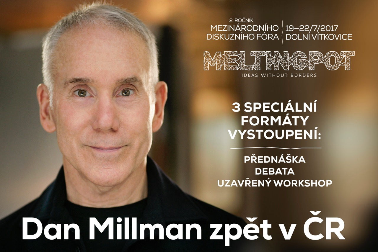 Dan Millman na Meltingpotu